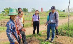 """อบรมเชิงปฏิบัติการระดับภูมิภาค หลักสูตร """"การระบุการเกษตรที่ชาญฉลาดต่อสภาพภูมิอากาศเพื่อขยายผลในประเทศไทย"""""""