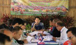 ศวพ.มุกดาหาร ร่วมประชุมคณะกรรมการบริหารงานอาสาสมัครเกษตรจังหวัดมุกดาหารฯ
