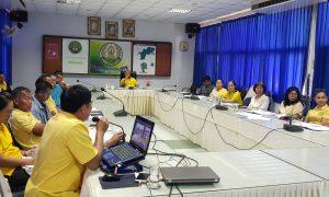 ประชุมประจำเดือน กรกฎาคม 2562